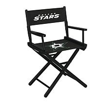 Officially Licensed NHL Table Height Director's Chair