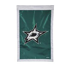 Officially Licensed NHL Team Logo House Flag - Dallas Stars