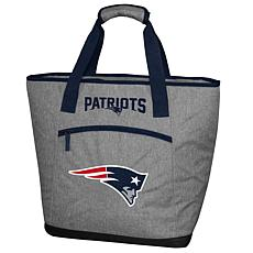 Officially Licensed Soft-Sided Insulated 30-Can Cooler Bag - Patriots