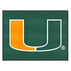 Officially Licensed University of Miami All-Star Mat
