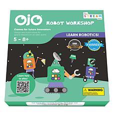OjO Robot Workshop