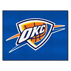 Oklahoma City Thunder All-Star Door Mat