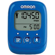 Omron HJ325 Alvita Ultimate Pedometer (Blue)