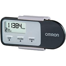 Omron(R) HJ-321 Alvita(R) Tri-Axis Pedometer with Calories Burned