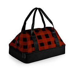 Oniva by Picnic Time Potluck Tote - Red and Black Buffalo Plaid