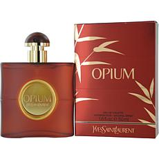 Opium by Yves Saint Laurent EDT Spray for Women 1.6 oz.