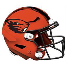 Oregon State University Helmet Cutout