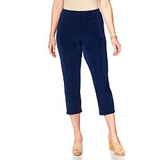 Original Slinky® Brand Basic Tapered Crop Pant