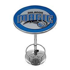 Orlando Magic NBA Chrome Pub Table