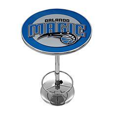Orlando Magic NBA Chrome Pub Table