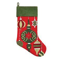 Ornaments Stocking