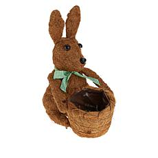 Our Smart Solutions Coco Bunny Planter