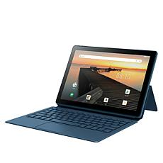 """Packard Bell 10"""" 32GB Quad-Core Android Tablet with Keyboard"""