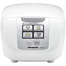Panasonic 5-Cup Fuzzy Logic Rice Cooker