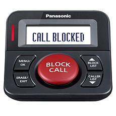 Panasonic Call Block Button with 16,000 Number Blocking