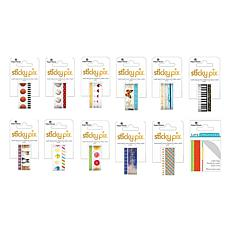 Paper House PHP Washi Tape 24-pack