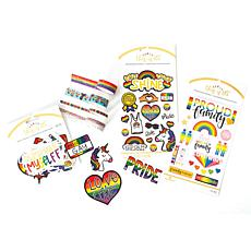 Paper House River & Ink Pride Papercraft Bundle