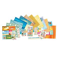 Paper House Sundrenched Paper Crafting Bundle