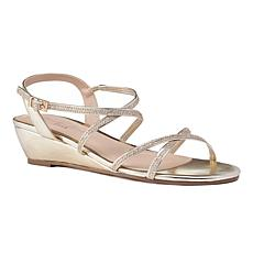 Paradox London Kadie Wedge Sandal