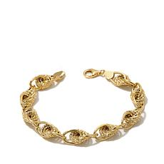 "Passport to Gold 14K Gold ""Rosanna"" Bracelet"
