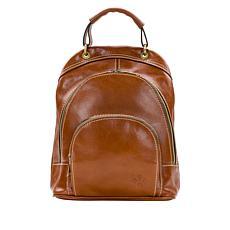 Patricia Nash Alencon Heritage Leather Backpack