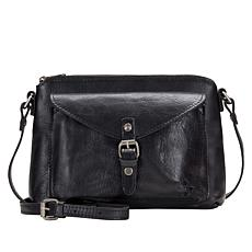 Patricia Nash Avellino Leather Crossbody Bag