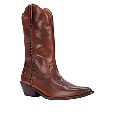 Patricia Nash Bergamo Leather Western Boot