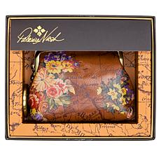 Patricia Nash Borse Leather Coin Purse with Gift Box