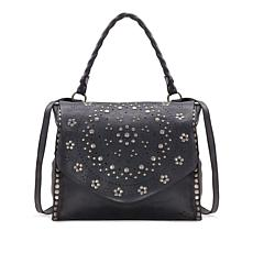 Patricia Nash Cazorla Studded Leather Backpack
