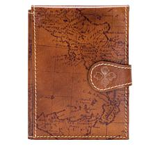Patricia Nash Leather Passport Travel Organizer with RFID