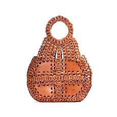 Patricia Nash Leather Pisticci Shoulder Bag