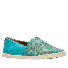 Patricia Nash Lola Leather Slip-On Shoe