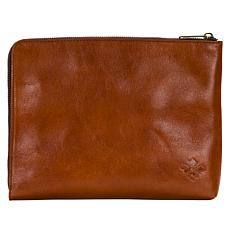 Patricia Nash Nicola Leather Zippered iPad Case