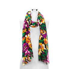 Patricia Nash Summer Evening Bloom Scarf
