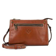 Patricia Nash Turati Leather Crossbody Bag