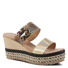 Patrizia Jaenelle Wedge Sandals