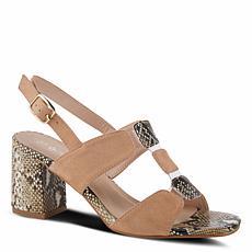 Patrizia Morara T-Strap Sandals