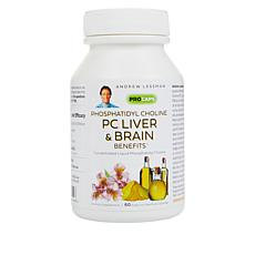 PC Liver and Brain Benefits - 60 Capsules