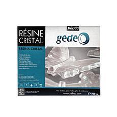 Pebeo Gedeo Crystal Resins - 750 ml