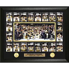 Penguins Stanley Cup Champs Memorable Moment Photo Mint