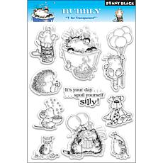 Penny Black Clear Stamps Sheet - Bubbly