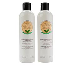 Perlier 2-pack Honey Mint Shampoo