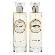 Perlier 2-pack White Honey Eau de Parfum