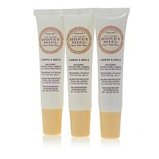 Perlier Honey Lip Balm 3-piece Set