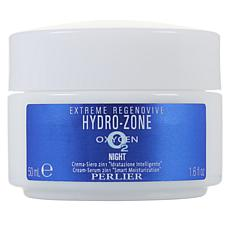 Perlier Hydro-Zone Oxygen 2 in 1 Night Cream-Serum