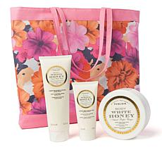 Perlier White Honey 3-piece Set