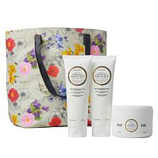 Perlier White Honey 3-piece Set with Tote