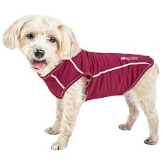 Pet Life Active Racerbark 4-Way Stretch Active Dog Tank Top T-shirt