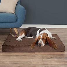 "PETMAKER Orthopedic Egg Crate/Memory Foam Pet Bed - 37"" x 24"""