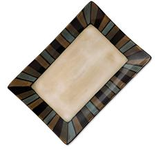 Pfaltzgraff Cayman Rectangular Platter